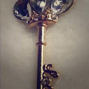 Jewelry - Key Love Necklace By: Nine West # 26-20-15